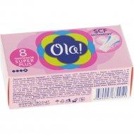 Тампоны женские «Ola! Super Plus» 8 шт.