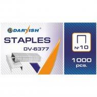 Скобы «Darvish» для степлера №10, 1000 шт.