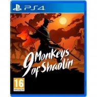Игра для консоли «Koch Media» 9 Monkeys of Shaolin