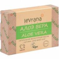 Мыло натуральное «Levrana» Алоэ, 100 г.