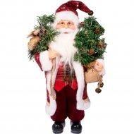 Изделие для новогодних праздников «Санта Клаус с ёлкой» E97001.