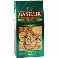 Чай зеленый «Basilur» 100 г.