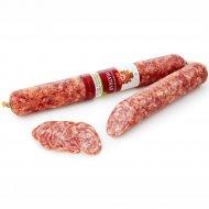 Колбаса сыровяленая «Знатная» высшего сорта, 1 кг., фасовка 0.42-0.47 кг