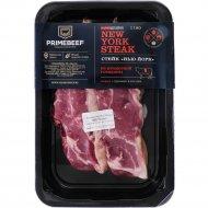 Стейк из мраморной говядины «Нью-Йорк» охлажденный, 400 г