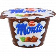 Десерт молочный шоколадный