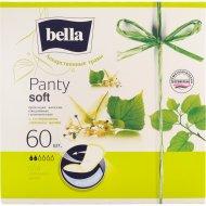 Женские прокладки «Bella» panty soft с экстрактом липового цвета 60 шт.