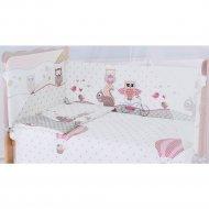 Комплект постельного белья «Баю-Бай» Раздолье, К60-Р1
