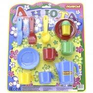 Набор детской посуды «Анюта» на 4 персоны.