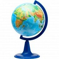 Глобус пластиковый «Физика» диаметр 120 мм.