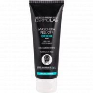 Детокс-маска для лица «Dermolab» Peel Of Detox, 75 мл