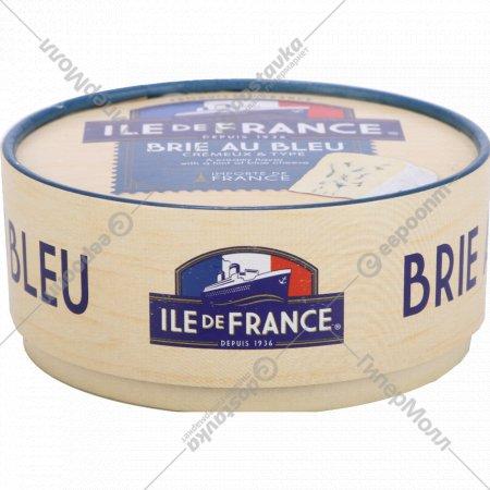 Сыр с плесенью «Ile de France» Бри 50%, 125 г.