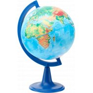 Глобус пластиковый «Физический» диаметр 155 мм.