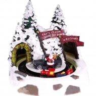 Изделие для новогодних праздников «Рождественский дом» R70102529.