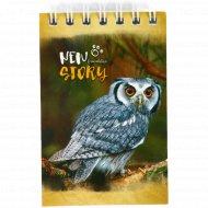 Блокнот «New Story» животные,40 листов.