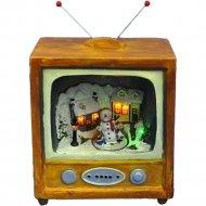 Изделие для праздников «Рождественский телевизор» R70102904.