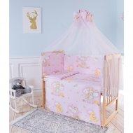 Комплект постельного белья «Баю-Бай» Нежность, К70-Н1
