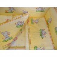 Комплект постельного белья «Баю-Бай» Слоники, К70-С2