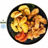 Наггетсы куриные с картофельными дольками замороженные 1/120/150.