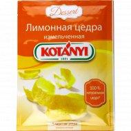 Лимонная цедра «Kotanyi» 15 г.