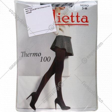Колготы женские «Giulietta» Thermo, 100 den.