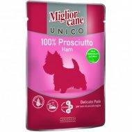 Паучи «Mc unico ham 100% » для собак, с ветчиной, 100 г.