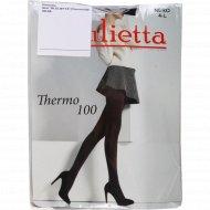 Колготки женские «Giulietta» Thermo, 100 den.