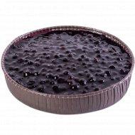 Торт «Венский пирог» черника, 0.6 кг.
