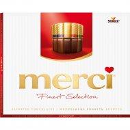 Шоколад «Merci» молочный шоколад, 250 г