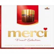 Шоколад «Merci» finest selection, 250 г.