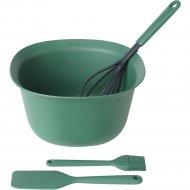 Набор для выпечки «Brabantia» Tasty, зеленая пихта, 123207, 4 шт
