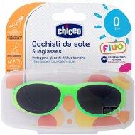 Очки солнцезащитные детские «Chicco» флуоресцентные зеленые, 9206000000