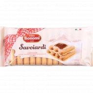 Печенье сахарное «Bonomi Savoiardi» для тирамису, 200 г.