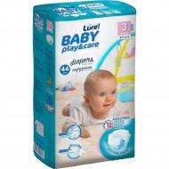 Подгузники одноразовые для детей «LURE» 4-9 кг, размер 3, 44 шт