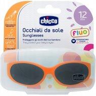 Очки солнцезащитные детские «Chicco» флуоресцентные оранжевые, 9209000000