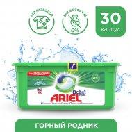 Капсулы «ARIEL» Liquid Capsules Горный родник, 30х28.8 г.
