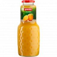 Сок апельсиновый «Granini» 1 л.