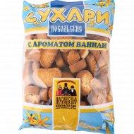 Сухари «Посольские» с ароматом ванили, 250 г.