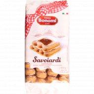 Печенье сахарное «Bonomi Savoiardi» для тирамису, 400 г.