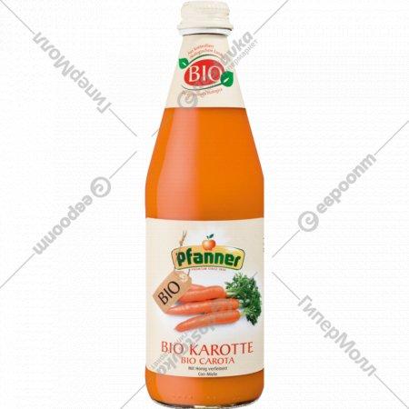 Сок морковный «Pfanner» 500 мл.