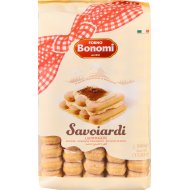 Печенье сахарное «Bonomi» Savoiardi, 500 г.