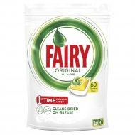 Капсулы для посудомоечной машины «Fairy» Original all in one, 60 шт.