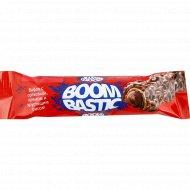 Батончик «Boom Bastic» с ореховым кремом и хрустящим рисом, 32 г.