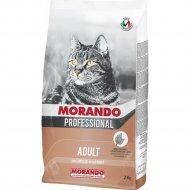 Корм сухой «Morando Gatto Rabbit» для котов, с кроликом, 2 кг.