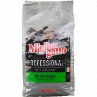 Корм сухой для кошек «Miglior Gatto» микс с овощами, 2 кг.