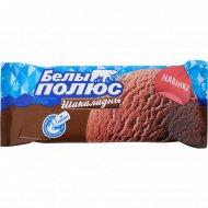 Мороженое «Белый полюс» шоколадное, 200 г.