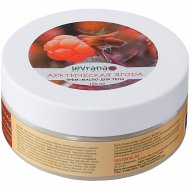 Крем-масло для тела «Levrana» арктическая ягода, 150 мл.