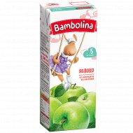 Нектар «Bambolina» яблочный, 200 мл.