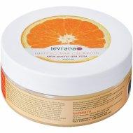 Крем-масло для тела «Levrana» цитрусовая свежесть, 150 мл.