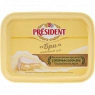 Сыр плавленый «President» с отборным сыром «Бри» 45%, 200 г.