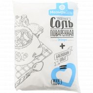 Соль поваренная «Полесье» Экстра, пищевая, 1 кг